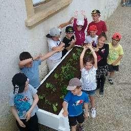 Activité jardinage ALSH