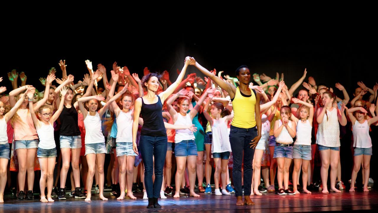 spectacle danse 2017