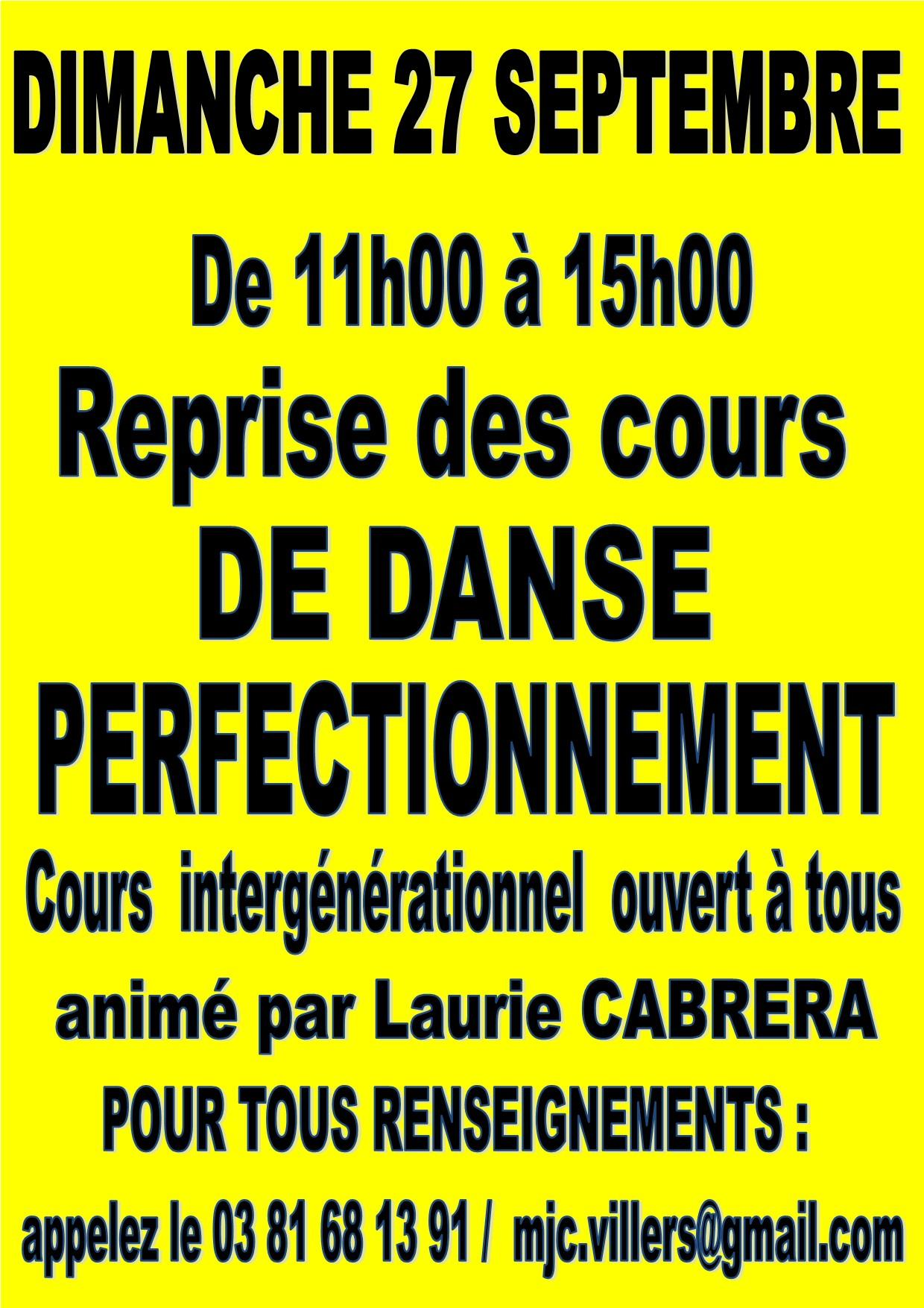 Cours laurie